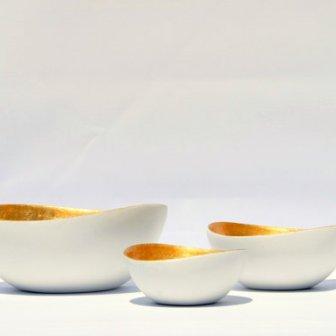 Bol doré - gold bowl, 33.86€