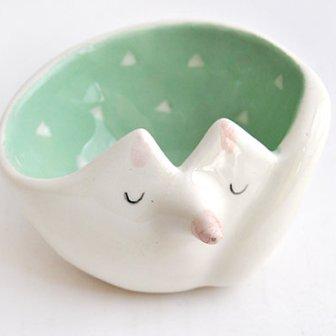 Bol renard - Fox bowl, 14€