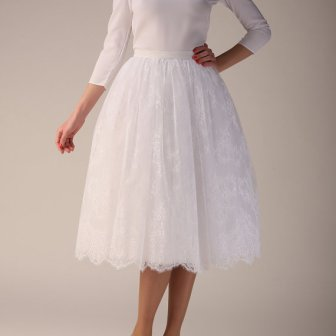 Tutu dentelle - lace skirt, 200€
