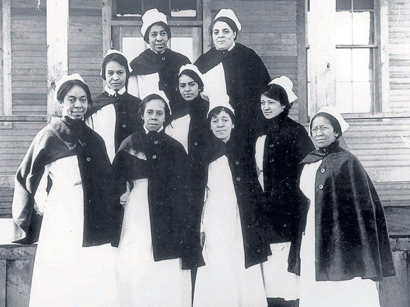 Camp Sherman Nurses