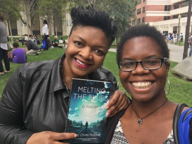 Melting the Blues by Tracy McGhee