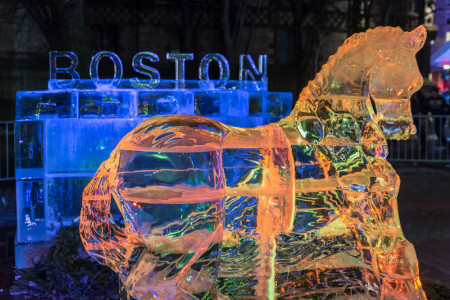 Fireworks & Boston First Night, first day 2017 events.
