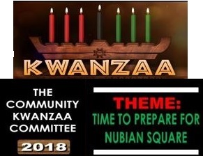 KWANZAA Boston 2018 video
