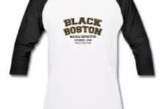Black Boston Souvenir