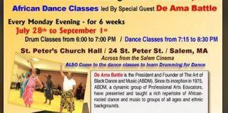 Art of Black Dance Music