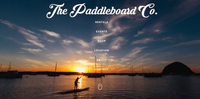 The Paddleboard COmpany copy