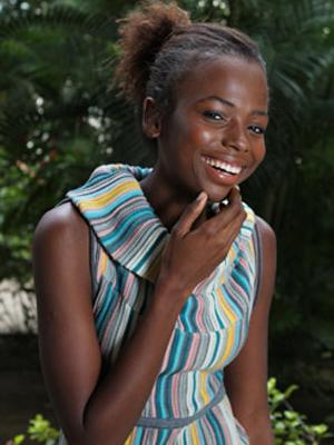 Luana Genót, model
