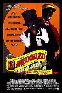 "Spike Lee's 1999 film ""Bamboozled"""