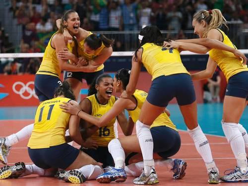 volei wins gold