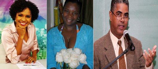 Luciana Barreto, Miracema Alves dos Santos and Reinaldo Guimarães: black professionals discuss experiences with prejudice
