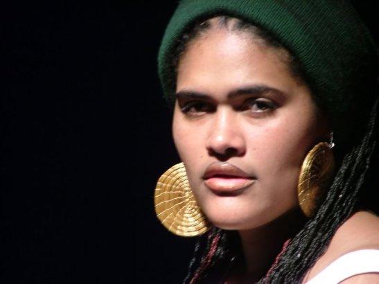 """Vera Veronika: """"My trajectory is negra (black) and I cannot deny my ancestors."""""""