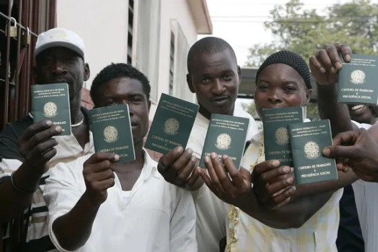 Although some Haitians have been fortunate in receiving permanent residency, others haven't been a s lucky