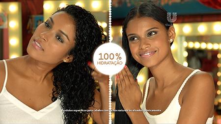 Still frame from Seda commercial
