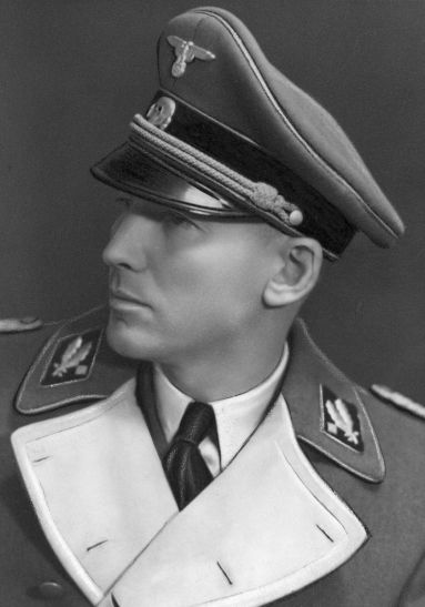 Photo of Otto Wächter during his time in Poland