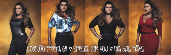 """Singer Preta Gil for C&W's """"Special For You"""" Mother's Day ad"""