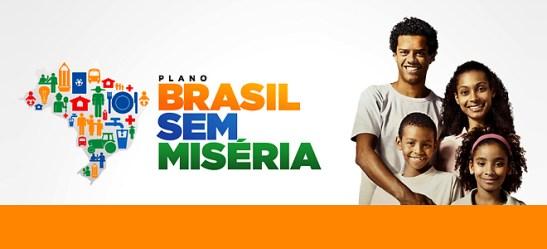 Programa Brasil Sem Miséria (Brazil Without Misery Program) ad