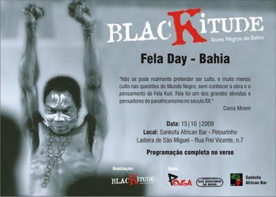 Fela Day in Bahia