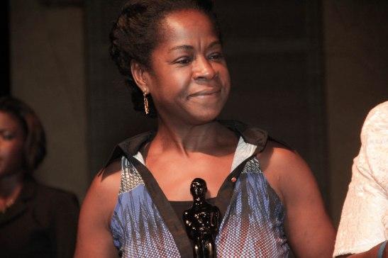 Actress Zezé Barbosa