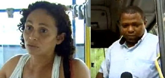 Woman accused of racist insult on bus in Salvador, Bahia