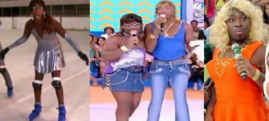 Mumuzinho and Douglas Silva on 'Esquenta'