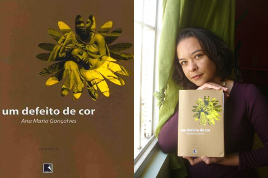 "Actor recommended that his stepdaughter to read the book ""Um Defeito de Cor"" by author Ana Maria Gonçalves to understand the absence of blacks in TV commercials"