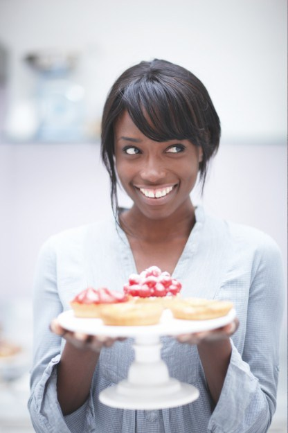 English chef, Lorraine Pascal
