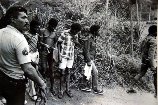 1983 Rio de Janeiro. Photo by Luiz Morier