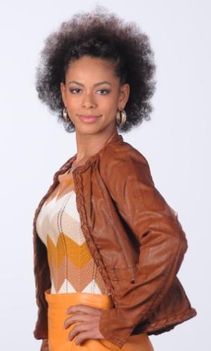 Urana Torres, played by actress Roberta Santiago