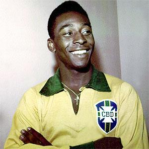 Edson Arantes do Nascimento: Pelé