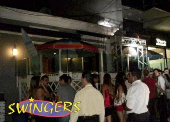 Swingers Lounge