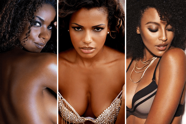 Of brazilian women pictures 20 Hottest