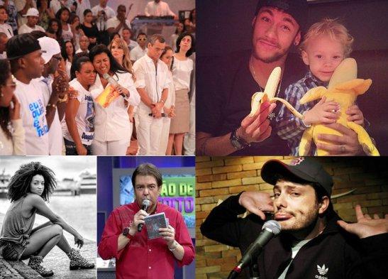 Esquenta, Neymar, Faustao, Gentili
