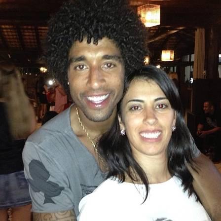 Joce Souza e Dante