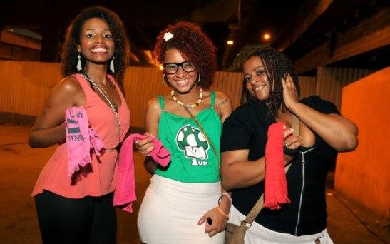 The ladies of Madureira