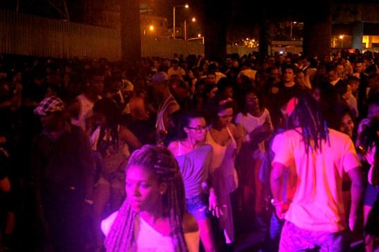 Baile charme of viaduto Negrão de Lima
