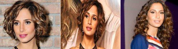 Actress Camila Pitanga