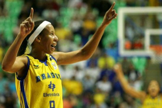 Janeth Arcain was selected to join the Women's Basketball Hall of Fame