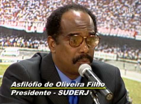 An icon in the promotion of Afro-Brazilian culture and the Movimento Negro, Asfilófio de Oliveira Filho, or Filó, remembers being interrogated about his affiliations with international black liberation groups