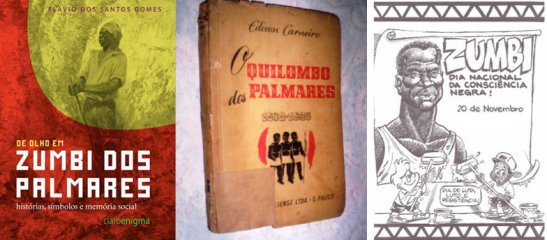 Countless books, celebrations and a national holiday are dedicated to Zumbi