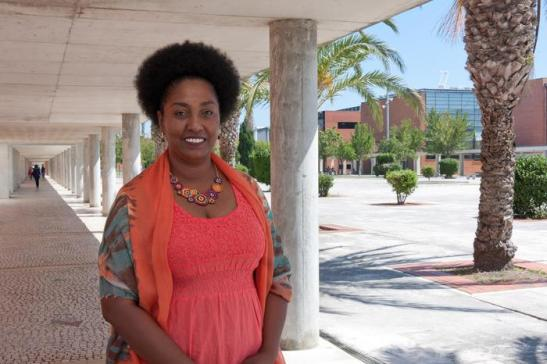 "Giane Vargas-Escobar sees the museum as a ""mosaic of the black community"" of Santa Maria"
