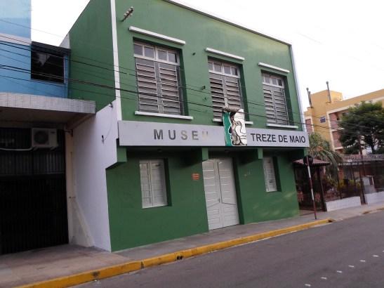 Treze de Maio Museum in Santa Maria, Rio Grande do Sul