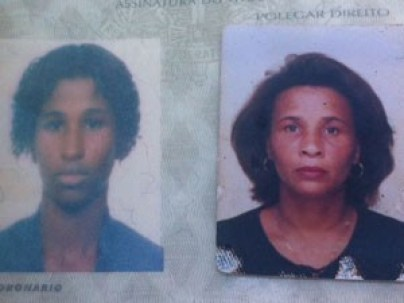 Maria de Fátima dos Santos and daughter Alessandra de Jesus were killed in a police operation in August of 2013