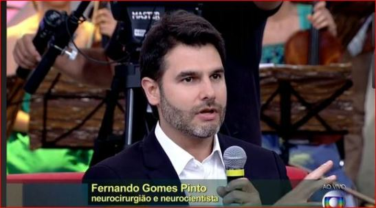 """Dr. Fernando Gomes Pinto found ways to downplay Moreira's actions """"scientifically"""""""