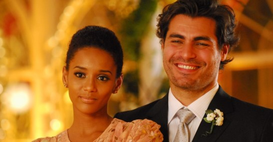 7 - Em 'Viver a Vida', Taís Araújo interpreta a primeira Helena negra