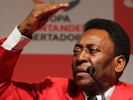A mente de Pelé ainda está presa numa senzala