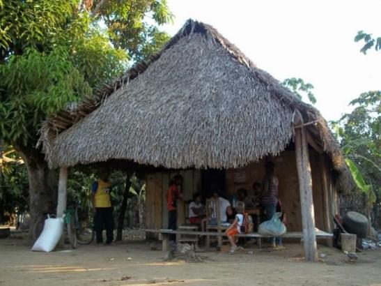Quilombola de Pimenteiras do Oeste in the state of Rondônia