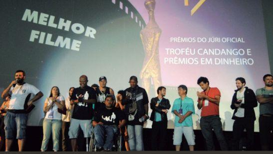 """Branco Sai. Preto Fica"" on 11 awards at the 47th Festival de Brasília do Cinema Brasileiro"