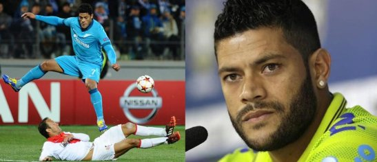 """The Brazilian player known as """"Hulk"""", Givanildo Vieira de Sousa, is the latest victim of racism in futebol stadiums outside of Brazil"""