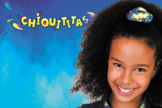 Actress of Julia Oliver of the TV novela 'Chiquititas'