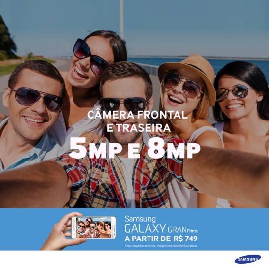 Samsung Brasil ad
